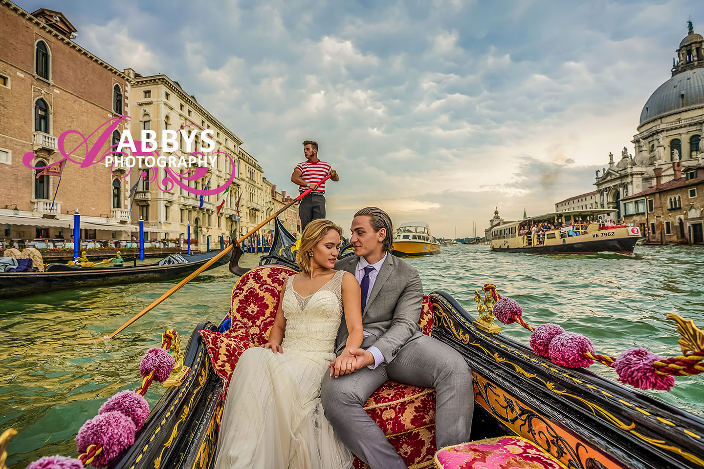 Abbys Photography can make you feel like your wedding or engagement is in Venice instead of Ventura County.