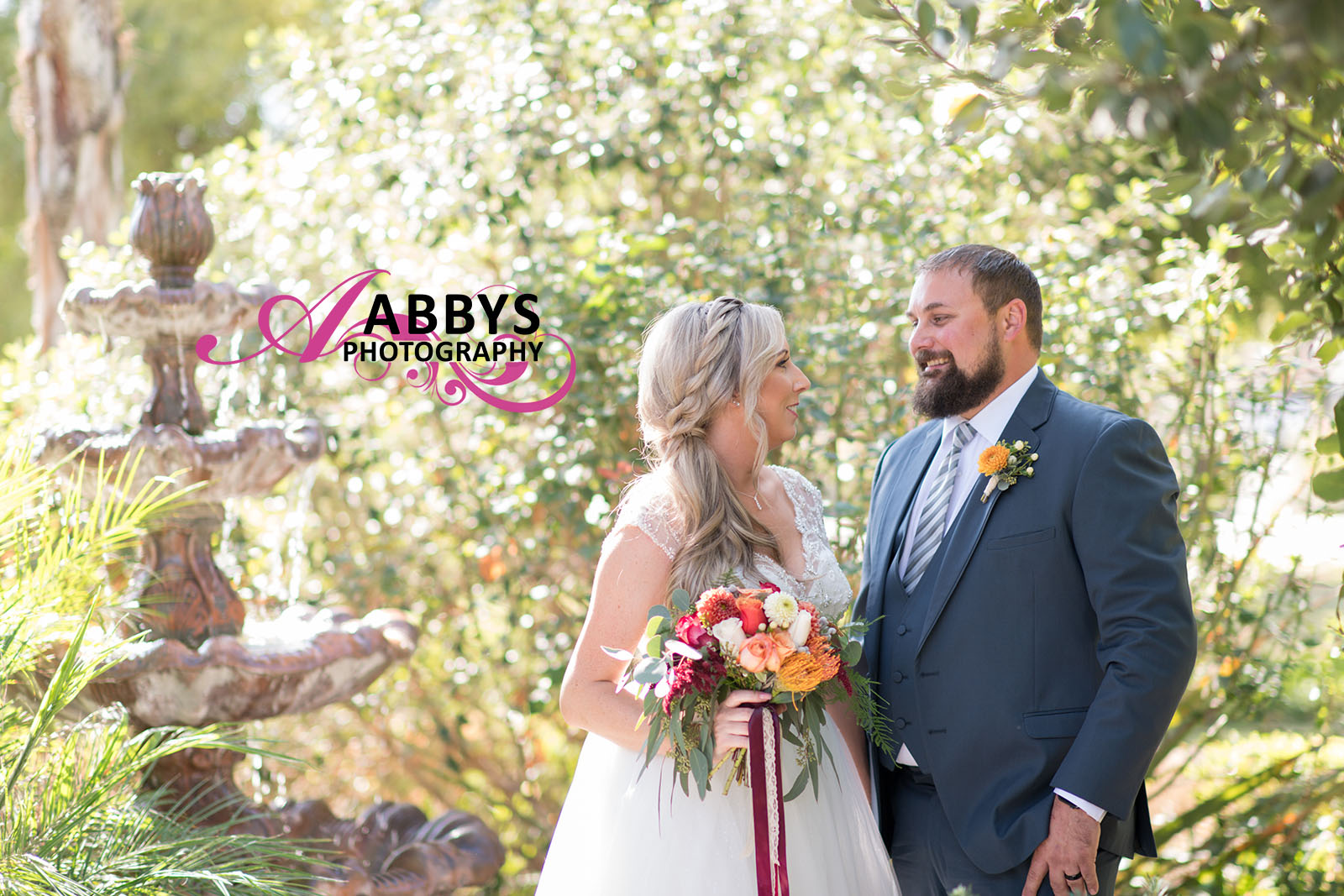 A wedding isn't a wedding without the right photography, and Abbys Photography is right for you.