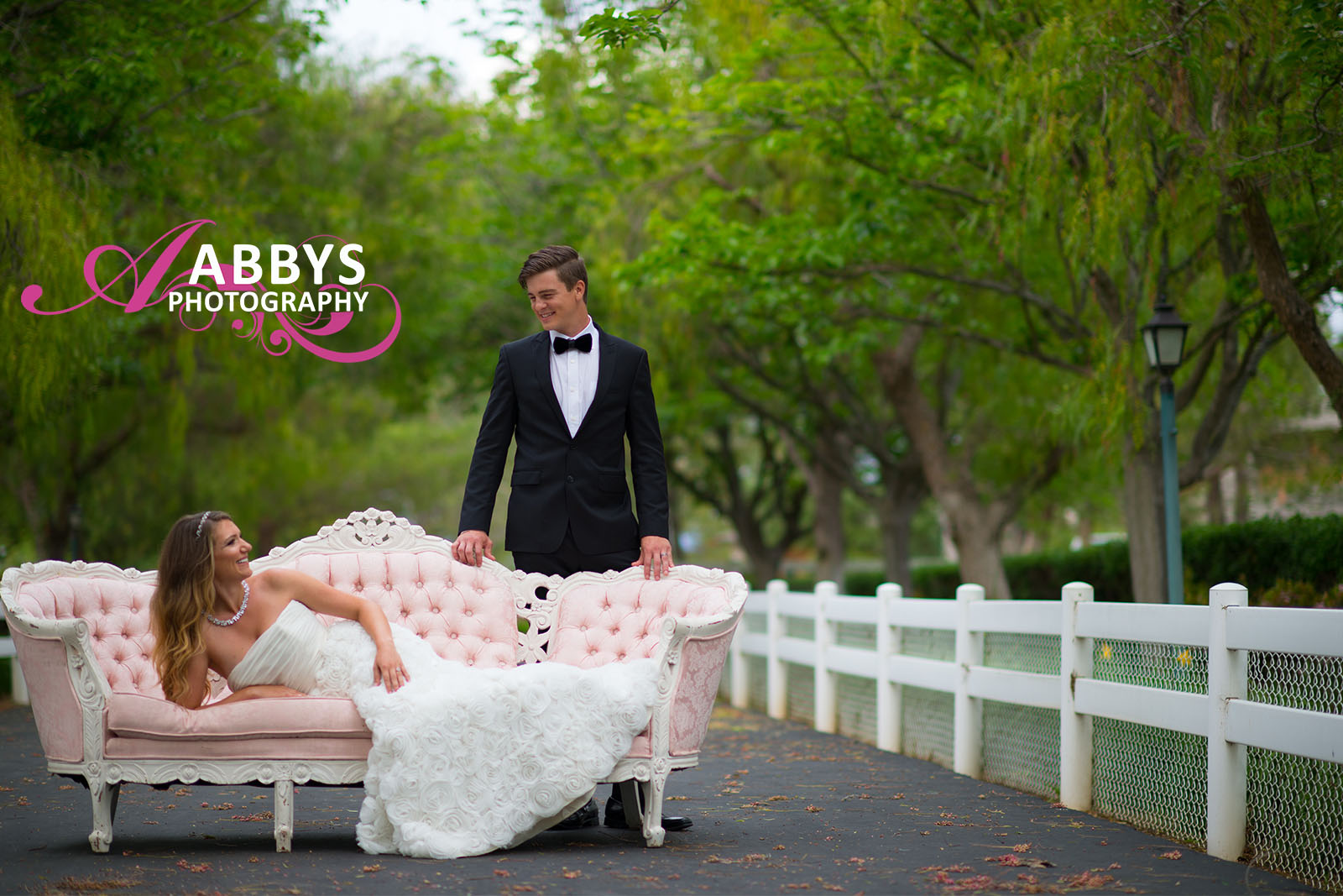 A wedding is a formal occasion, and you need formal wedding photography.