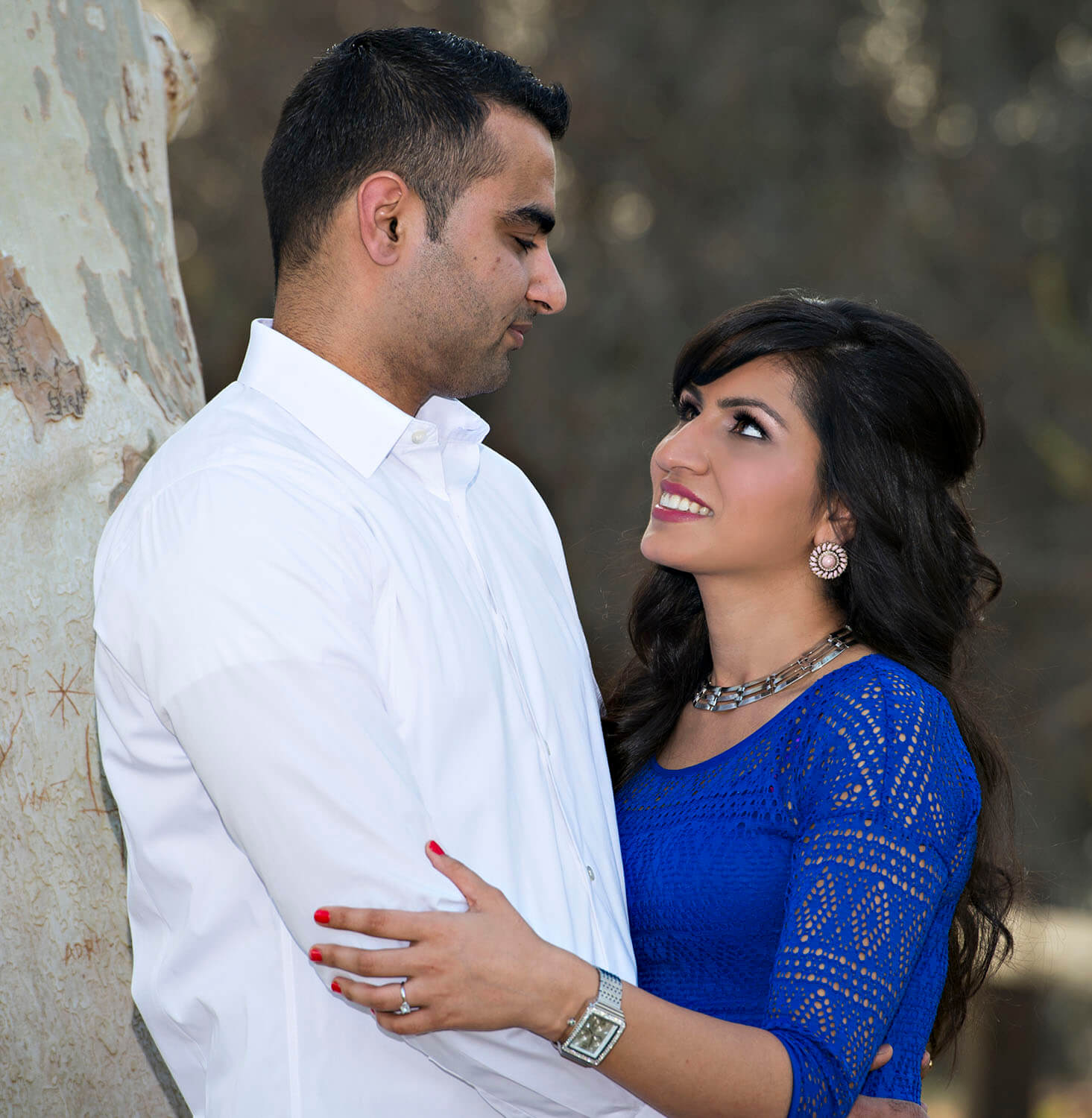 The best engagement photography captures the happy Bakersfield couple.